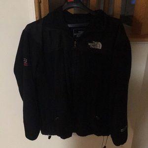 North Face rain jacket. Rarely worn!